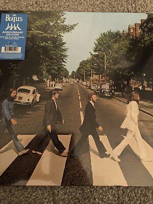 The Beatles - Abbey Road - 50th Anniversary 180 Gram Vinyl LP...