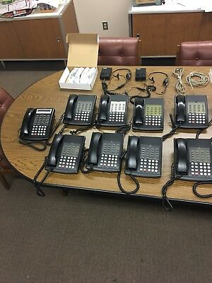 Avaya Partner 18 18d 34d And Pbx Phone System 19 Phones