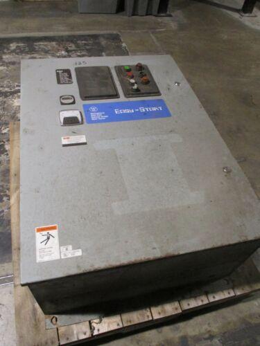 Westinghouse Easy Start Soft Start ES180-4NR-A3 208/230/460V 150HP 180A Used
