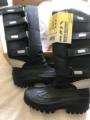 HKM Sports Equipment Womans Tall Winter Riding Boots