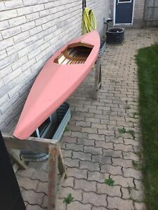12ft skin on kayak project