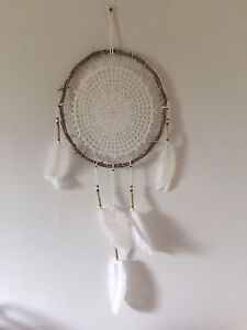 Beautiful boho wooden dreamcatcher Cannon Hill Brisbane South East Preview