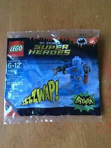 Lego poly bags mr freeze Star Wars ninjago