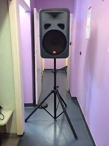 4x JBL Eon Power15 PA speakers and stands Launceston Launceston Area Preview