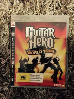Guitar hero disk Meadowbank Ryde Area Preview