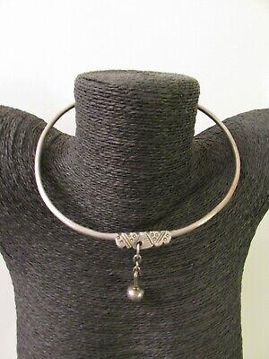 Collier Berber Silver