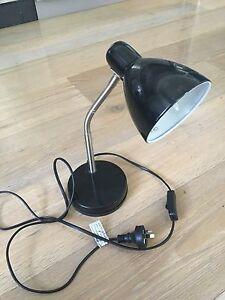 Black desk lamp Surry Hills Inner Sydney Preview