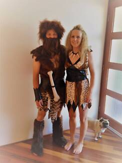 Cave Woman Costume Party Halloween