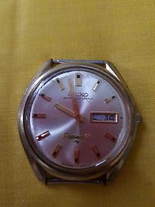 Seiko Presmatic******9000 Vintage Automatic Watch. GOLD PLATED. Mosman Mosman Area Preview