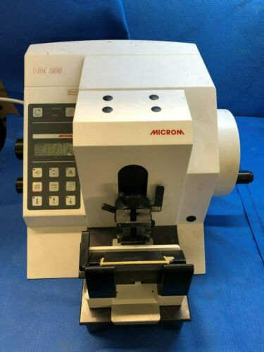 Microm HM 355 Microtome
