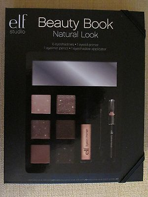 e.l.f  Studio Beauty Book Natural Look Set 9, Limited Edition, High Quality NIB!