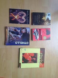 HIGH SCHOOL TEXTBOOKS FOR HEAPS OF SUBJECTS Wattle Grove Liverpool Area Preview