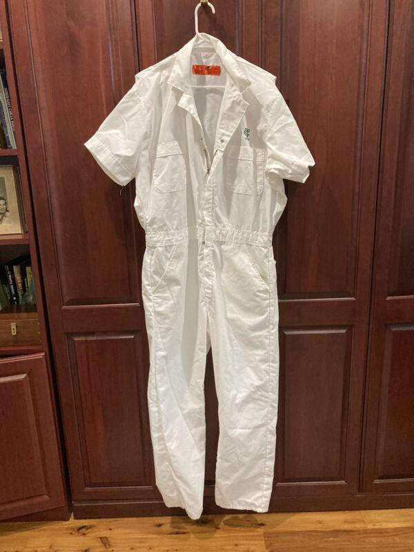 Coveralls Golfer Jumpsuit Uniform