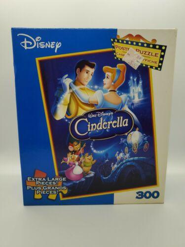 s cinderella 300 pc movie poster jigsaw
