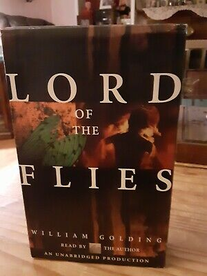 Lord Of The Flies By William Golding Unabridged Audio Cassettes Like (Lord Of The Flies By William Golding Audio)
