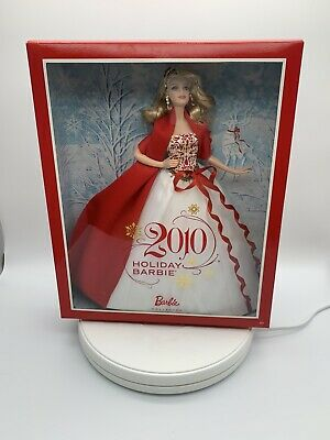 Mattel 2010 Holiday Barbie Collector's Item - NRFB , NIB