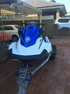 Yamaha wave runner Parramatta Parramatta Area Preview