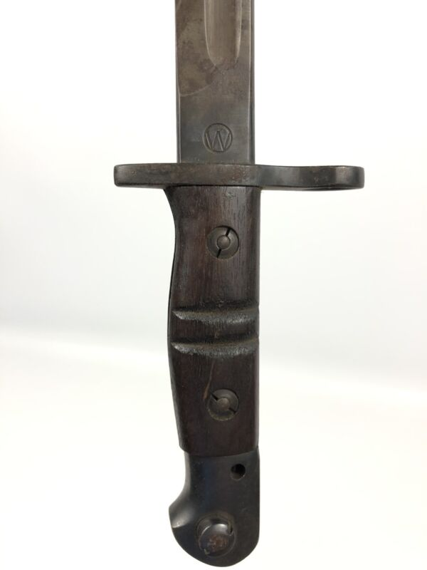WWI Circe W Winchester M1917 Enfield Bayonet - NO US mark or model Uncommon