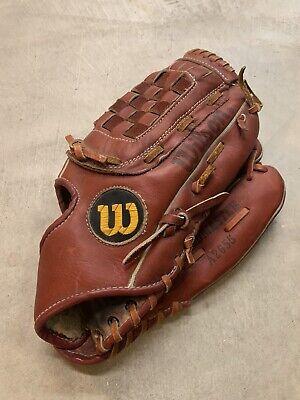 DAVE RAGHETTI WILSON LEATHER GLOVE A2655 FIELDMASTER RHT NEW YORK YANKEES MLB