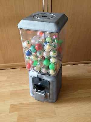 Kaugummiautomat Süßigkeitenautomat; Warenautomat; Verkaufsautomat; Kapselautomat