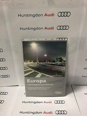 Genuine Audi A3 A4 A5 A6 A7 Q2 Q5 TT R8 MIB High Navigation Update 201617 maps