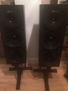 Nuance tower speakers spartial s