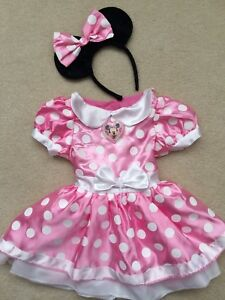 Minnie Mouse Costume- Age 1 - 3 years