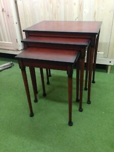 3 Nesting End Tables