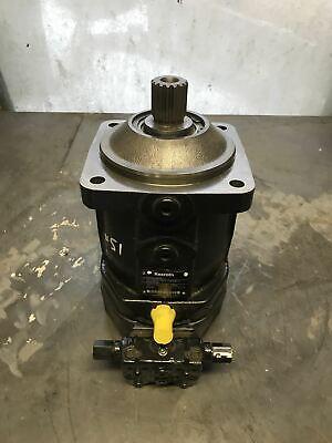Rexroth Axial Piston Hydraulic Motor R902092108 A6vm80da163w-vzb520b-es