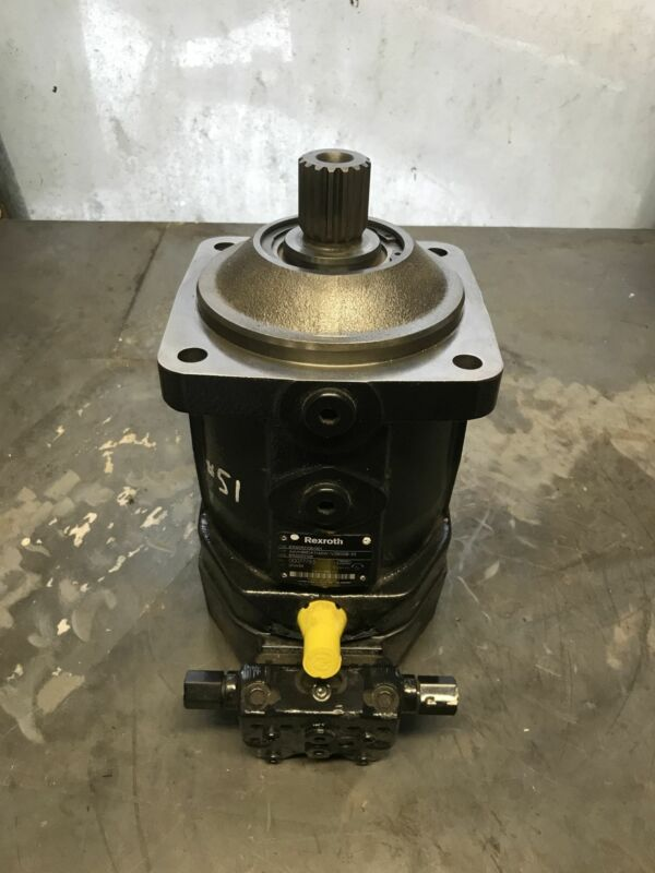 Rexroth Axial Piston Hydraulic Motor  R902092108 A6VM80DA1/63W-VZB520b-ES