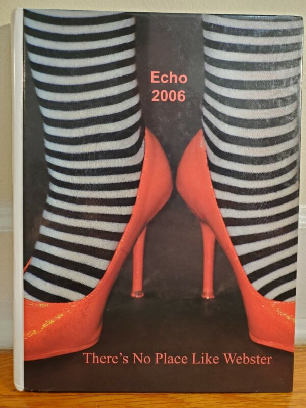 Webster Groves High School yearbook 2006 - Webster Groves, Missouri (The Echo)