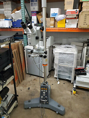Zeiss Opmi 6-s Surgical Operating Microscope