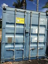 Shipping container - 40' for storage - vents, whirly bird, etc Airlie Beach Whitsundays Area Preview