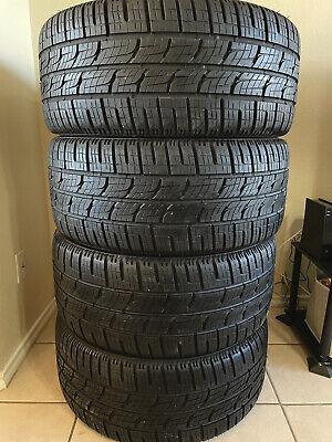4 Like New Pirelli Scorpion Zero 295/40R21 111V M+S Performance Tires