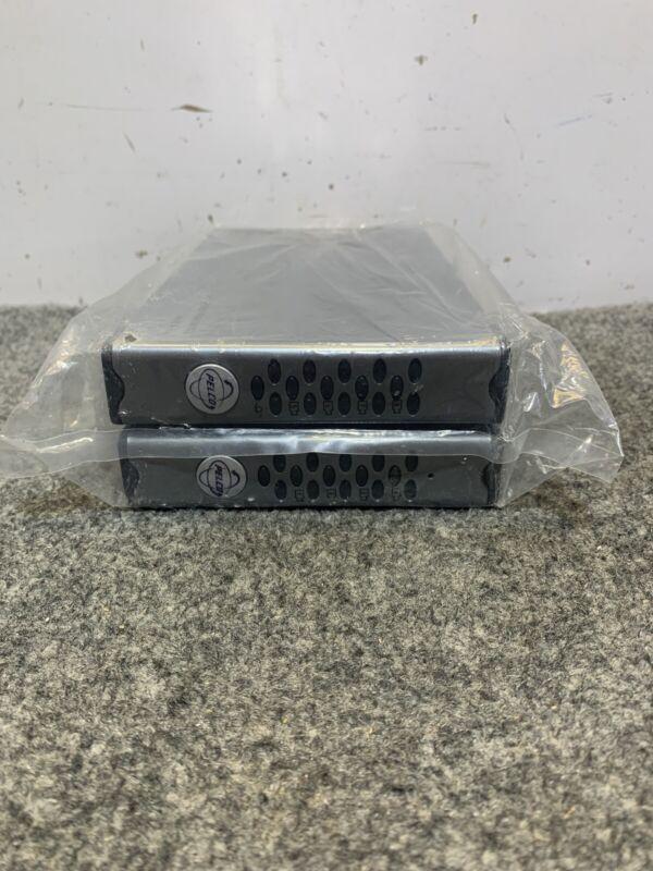 New Pelco FT8308MSTR 8-Channel Video Multimode Fiber RX Transmitter