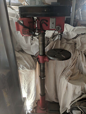 P.y.h. Vintage 5 Speed Drill Press 1989