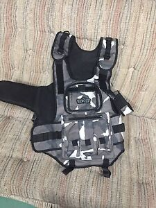 Paintball vest size XL