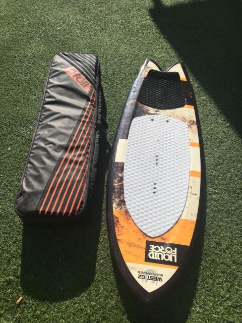 Kite Foil, Hydrofoil, Liquid Force Foil Fish 2016 Complete  | Surfing