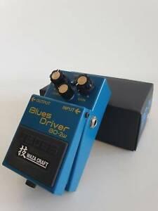 BOSS BD-2W Blues Driver Waza Craft