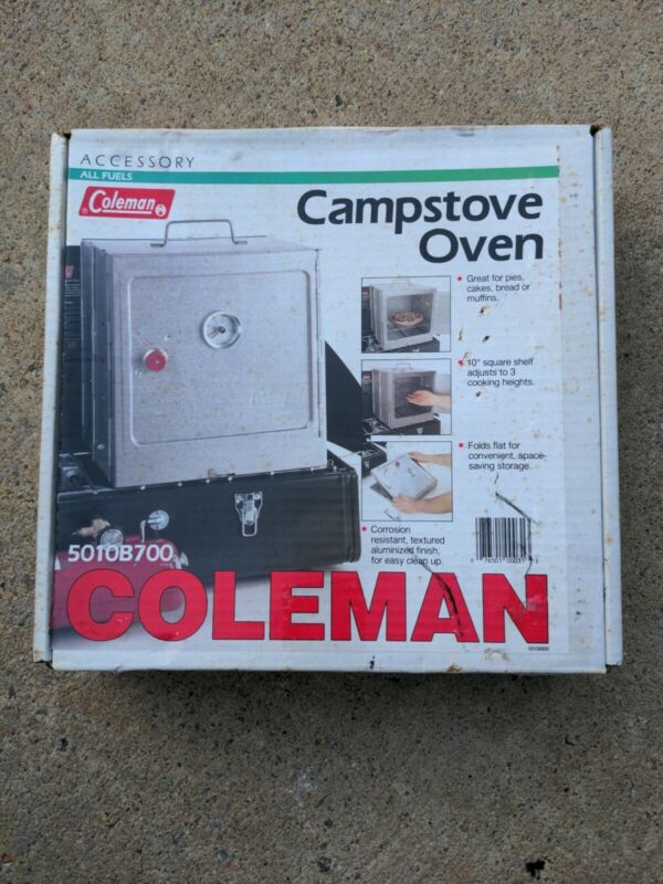 Coleman 5010B700 Camp stove Oven Assessory