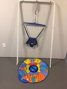 Jolly Jumper with Stand and Mat