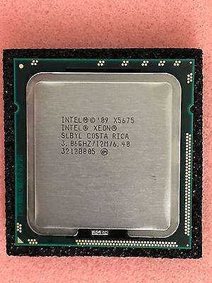 Intel Xeon X5675 SLBYL 3.06GHZ 12MB 6.4GT/s LGA 1366 Six-Core CPU