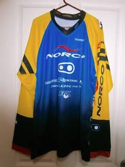 Bryn Atkinson design Norco international team jersey - size L Beverly Hills Hurstville Area Preview