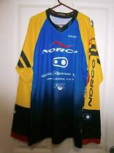 Bryn Atkinson design Norco international team jersey - size L Beverly Hills Hurstville Area Preview