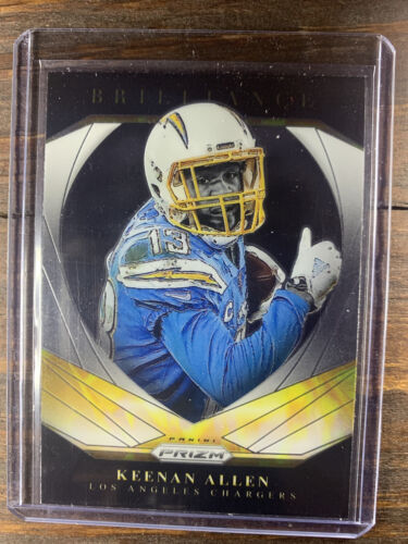 Keenan Allen 2020 Panini PRIZM Football Card Brilliance LA Chargers NFL MINT 4 - $3.99