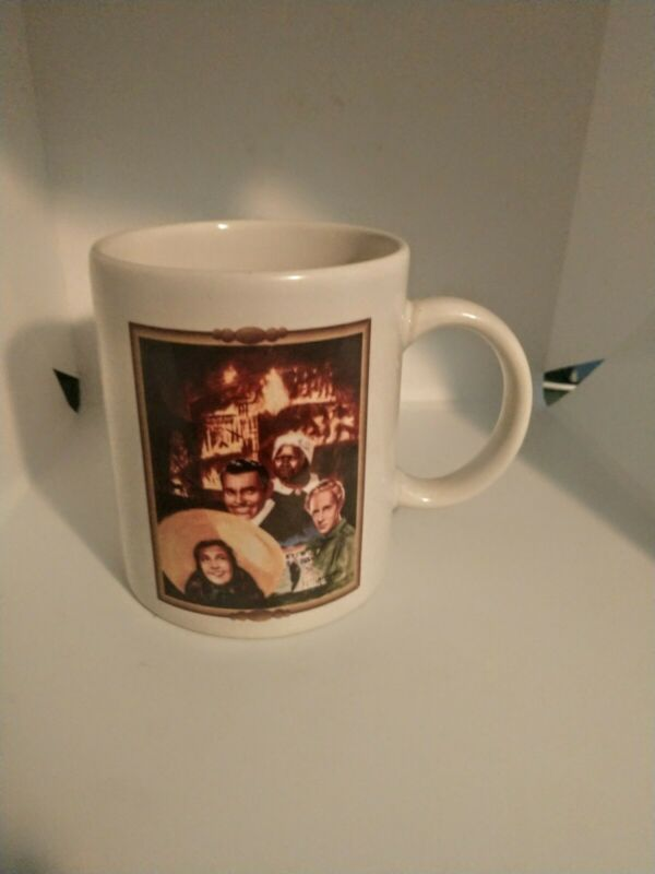 Gone With The Wind Coffee Mug Dave Grossman  Turner Entertainment 1995  c