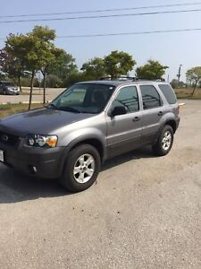 Best ford escape in town 2007!