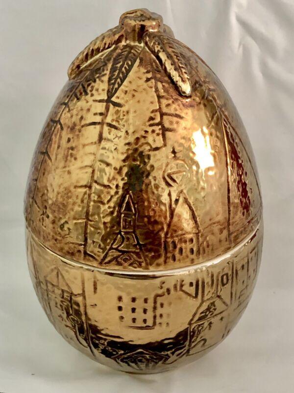 Harry Potter Golden Egg Trinket Box Container by Hallmark