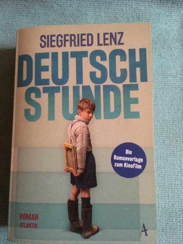 Deutschstunde  Siegfried Lenz 4. Auflage 2019, neu, Romanvorlage zum Kinofilm