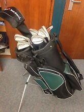 Full set of clubs (driver, irons,putter) and new bag. Bedford Park Mitcham Area Preview